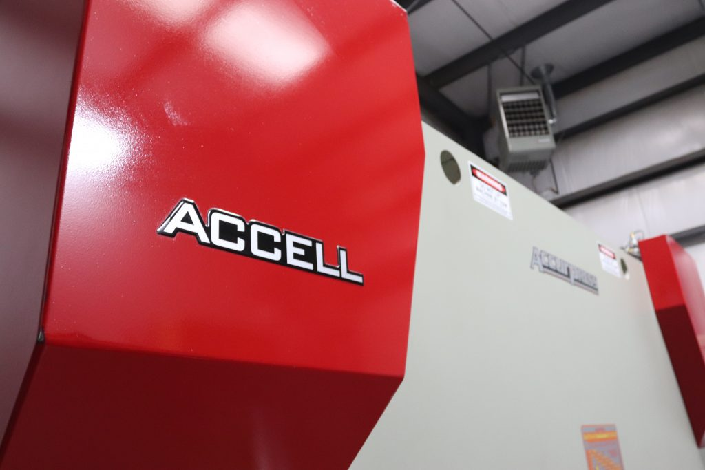 The Accell E is the complete package. With a high-quality build, an impressive number of features and options, competitive pricing and advanced controls, this is your first choice in Y1/Y2 machine technology