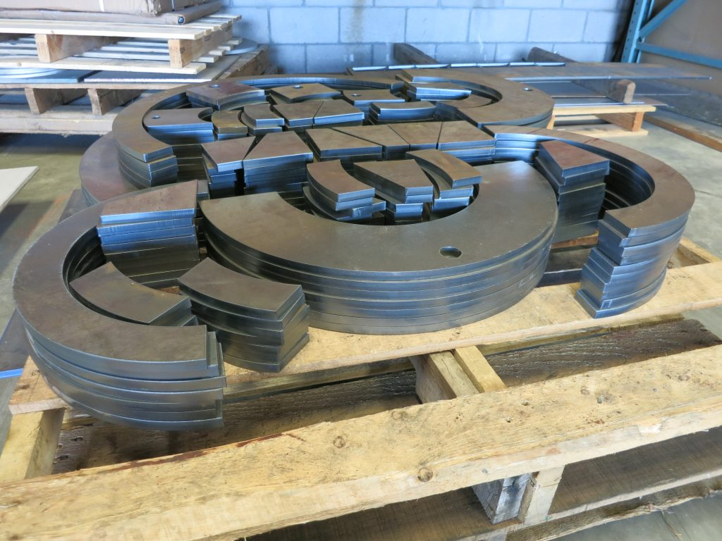 Custom Part - High Definition Plasma Cutting Service In Visalia, California - Cutting Edge Precision